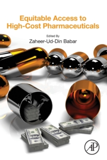 Equitable Access to High-Cost Pharmaceuticals, Paperback / softback Book