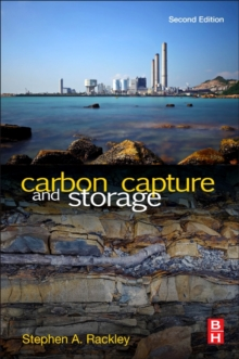 Carbon Capture and Storage, Paperback Book