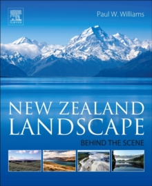 New Zealand Landscape : Behind the Scene, Paperback Book