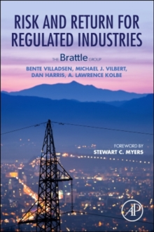 Risk and Return for Regulated Industries, Paperback / softback Book
