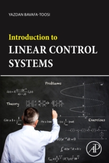 Introduction to Linear Control Systems, Paperback Book