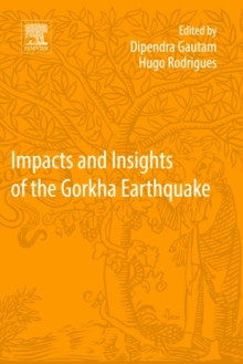 Impacts and Insights of the Gorkha Earthquake, Paperback Book
