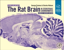The Rat Brain in Stereotaxic Coordinates: Compact, Spiral bound Book