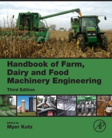 Handbook of Farm, Dairy and Food Machinery Engineering, Paperback / softback Book