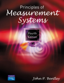Principles of Measurement Systems, Paperback Book
