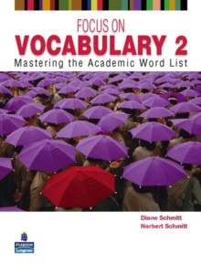 Focus on Vocabulary 2: Mastering the Academic Word List, Paperback Book