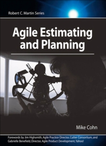 Agile Estimating and Planning, Paperback Book