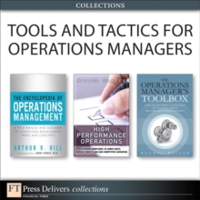 Tools and Tactics for Operations Managers (Collection), EPUB eBook
