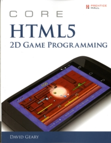 Core HTML5 2D Game Programming, Paperback Book