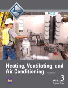 HVAC Level 3 Trainee Guide, Paperback / softback Book
