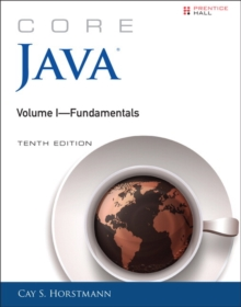 Core Java Volume I--Fundamentals, Paperback Book