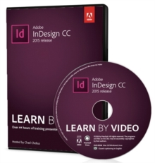 Adobe InDesign CC Learn by Video (2015 release), DVD-ROM Book