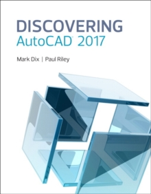 Discovering AutoCAD 2017, Paperback Book