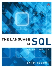 The Language of SQL, Paperback / softback Book