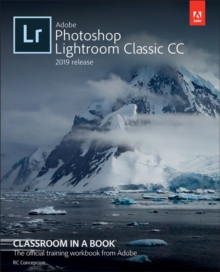 Adobe Lightroom CC Classroom in a Book, Paperback / softback Book