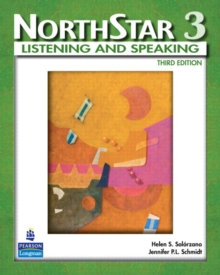 NorthStar, Listening and Speaking 3 (Student Book Alone), Paperback Book