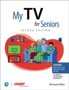 My TV for Seniors, Paperback / softback Book