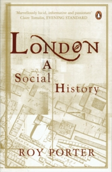 London : A Social History, Paperback / softback Book