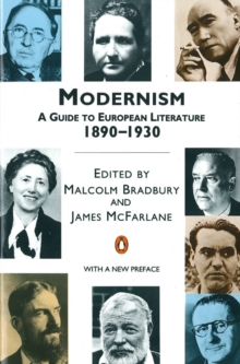 Modernism : A Guide to European Literature 1890-1930, Paperback / softback Book
