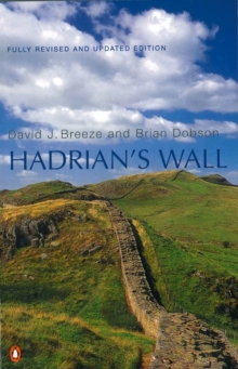 Hadrian's Wall, Paperback Book