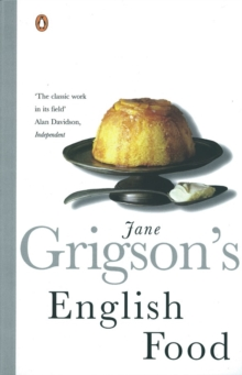 English Food, Paperback Book