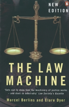 The Law Machine, Paperback / softback Book