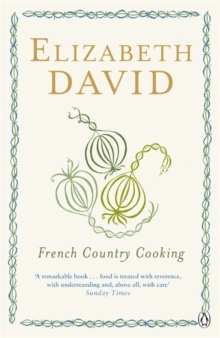 French Country Cooking, Paperback / softback Book