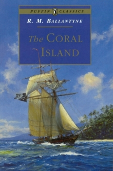 The Coral Island, Paperback Book