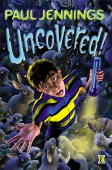 Uncovered!, Paperback Book