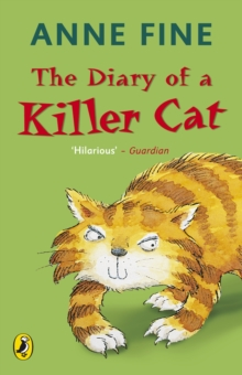The Diary of a Killer Cat, Paperback / softback Book