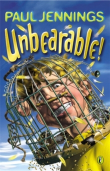 Unbearable!, Paperback Book