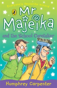 Mr Majeika and the School Caretaker, Paperback Book