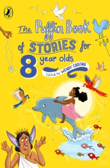 The Puffin Book of Stories for Eight-year-olds, Paperback Book