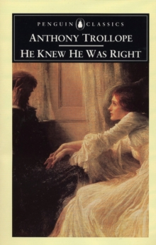 He Knew He Was Right, Paperback Book
