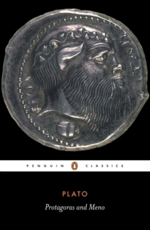 Protagoras and Meno, Paperback / softback Book