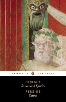 The Satires of Horace and Persius, Paperback Book