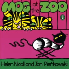 Mog at the Zoo, Spiral bound Book
