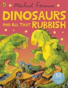 Dinosaurs And All That Rubbish, Paperback Book