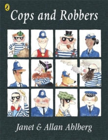Cops and Robbers, Paperback Book