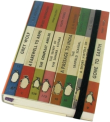 PENGUIN CLASSICS SPINES POCKET NOTEBOOK,  Book