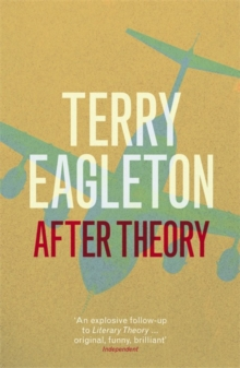 After Theory, Paperback / softback Book