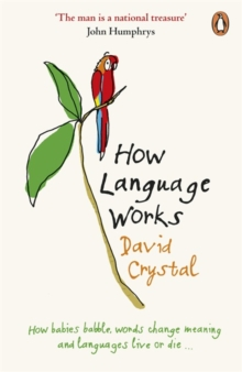 How Language Works, Paperback Book