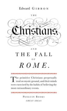 The Christians and the Fall of Rome, Paperback / softback Book