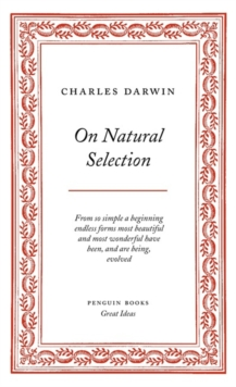 On Natural Selection, Paperback / softback Book