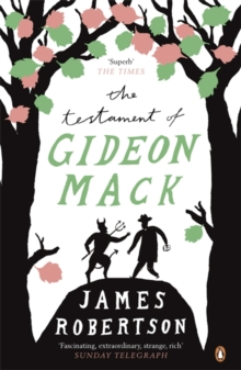 The Testament of Gideon Mack, Paperback Book