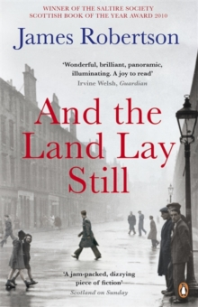 And the Land Lay Still, Paperback / softback Book