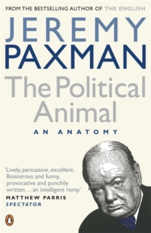 The Political Animal, Paperback / softback Book