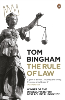 The Rule of Law, Paperback / softback Book