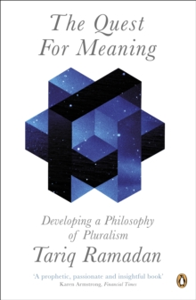 The Quest for Meaning : Developing a Philosophy of Pluralism, Paperback Book