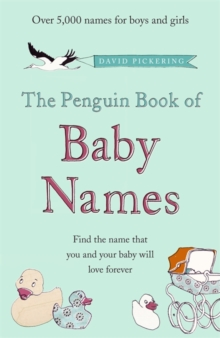 The Penguin Book of Baby Names, Paperback / softback Book